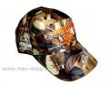 Бейсболка   KOSADAKA  Smart Tackle /цвет осенний лес